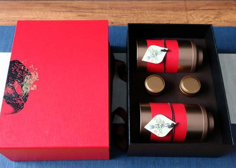绿茶包装盒 武当道茶竹溪贡茶加印千赢国际娱乐客户端 茶叶包装